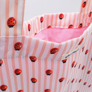 The Pink Ladybird tote bag