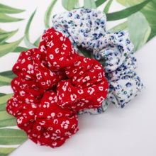 Load image into Gallery viewer, The Ditsy scrunchie