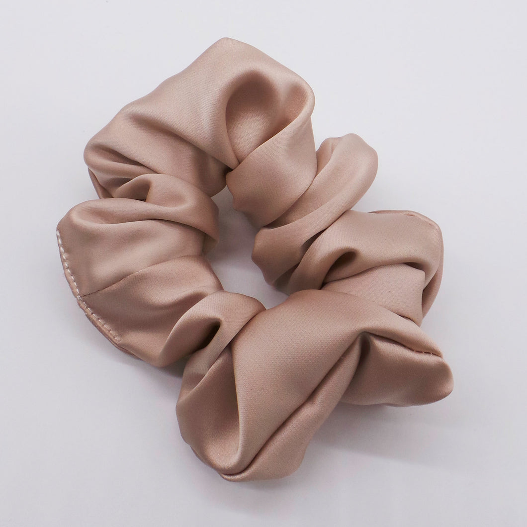 The Blush Pink Deluxe scrunchie