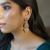 Niloufer earrings/m123