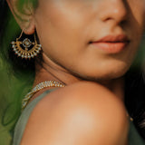 Kochi Hoop Earrings/m101
