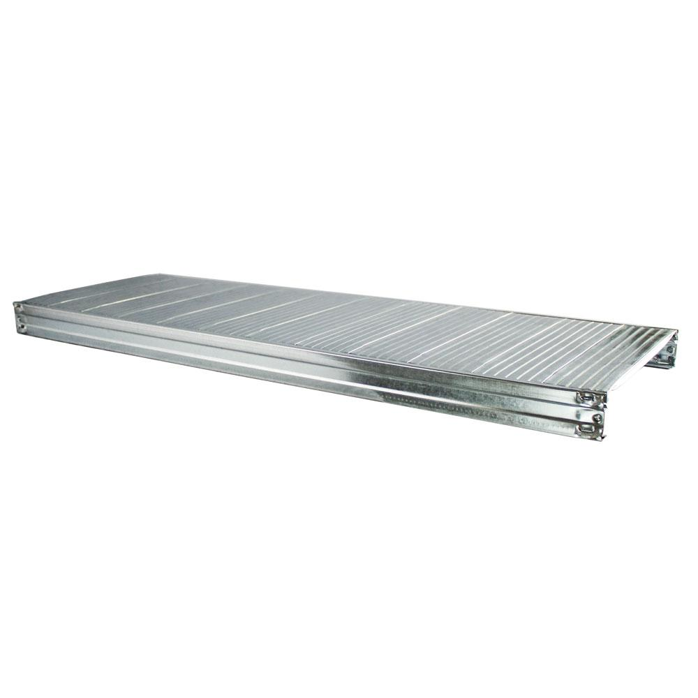 Boltless Shelf Level, Silver | Galvanized Steel | SIM WIN LIANG Singapore