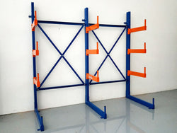 Medium Duty Cantilever Rack for Warehouse by SIM WIN LIANG