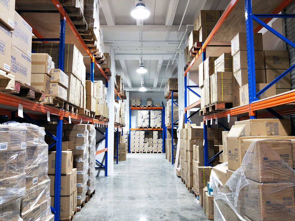 Pallet Rack | Heavy Duty | For Warehouse | SIM WIN LIANG Singapore