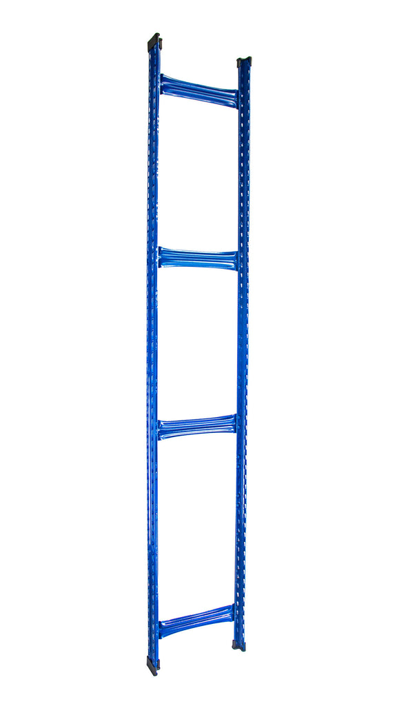 Boltless Rack Upright Frame | Blue | SIM WIN LIANG Singapore