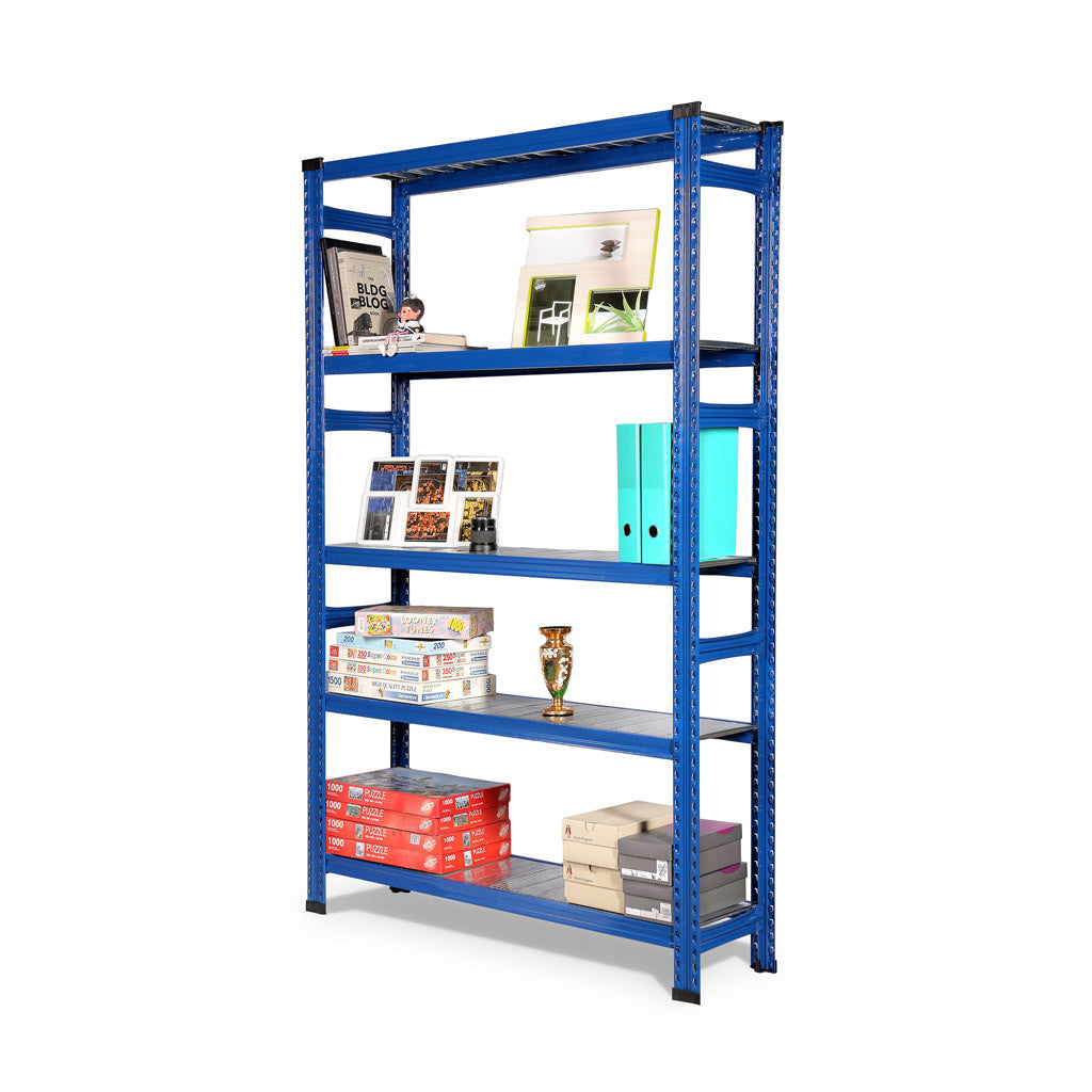 Boltless Storage Rack, Blue | Home Office Retail | SIM WIN LIANG Singapore