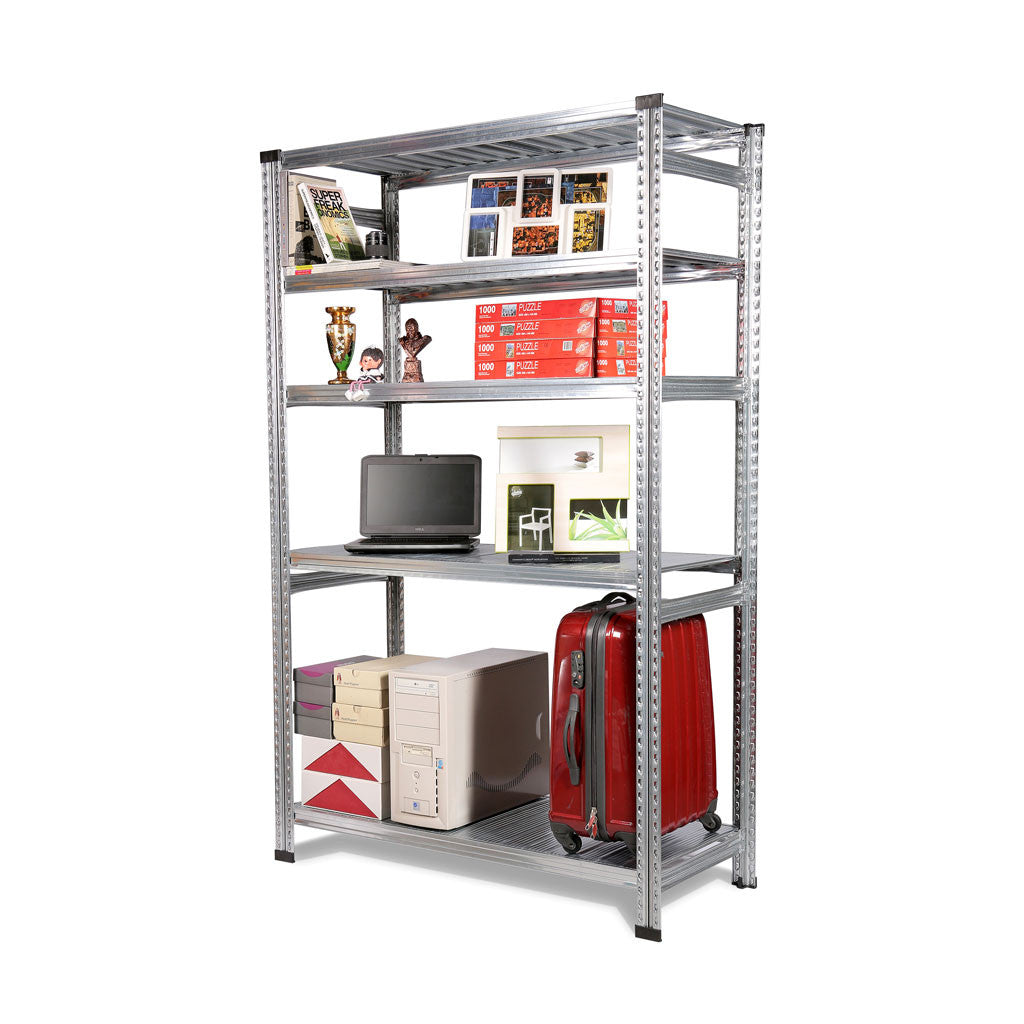 Boltless Storage Rack, Silver | Home Office Retail | SIM WIN LIANG Singapore