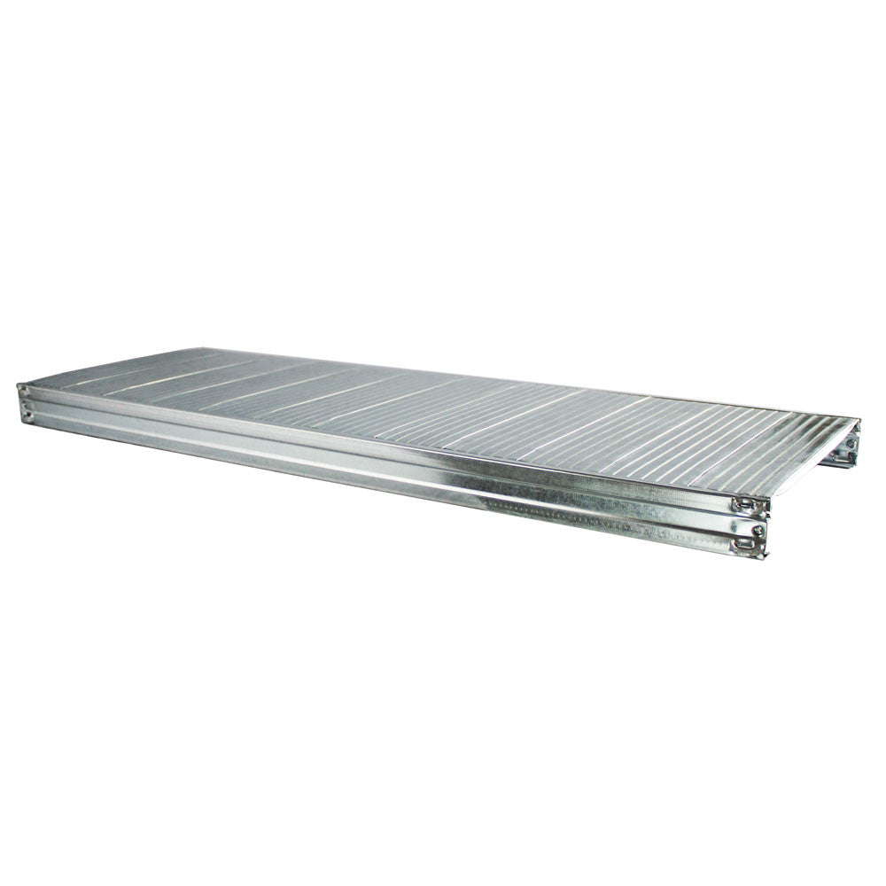 Boltless Shelf Level | Silver | Boltless Rack Accessories | SIM WIN LIANG Singapore