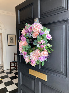 DOOR WREATHS AND DOOR DECOR IRELAND AND UK