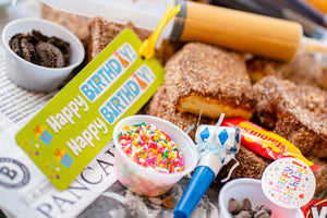 Happy Birthday Brunch Box - CURBSIDE PICKUP ONLY