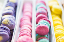 Load image into Gallery viewer, Macarons ~ box of 10 mixed macarons