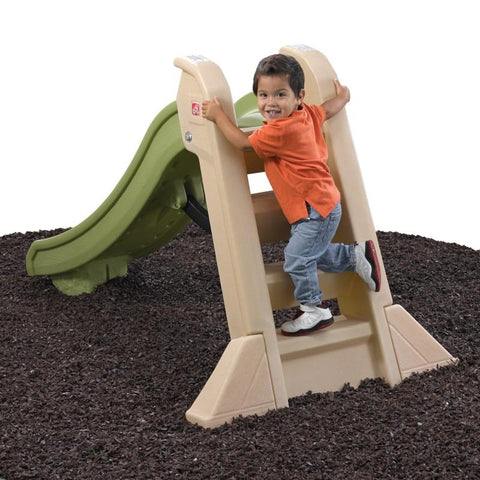 Speeltoestel | Step2 - Naturally Playful Big Folding Slide - JouwSpeeltuin