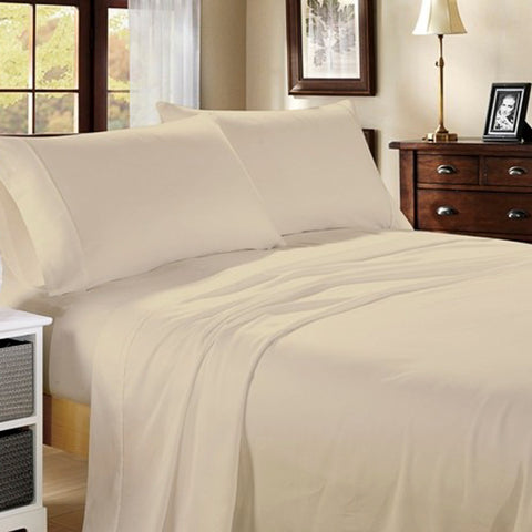 Egyptian Cotton Sheet Set 500TC - Baines Manchester