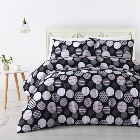 Cleo Quilt Cover Set
