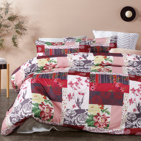 Abbey Quilt Cover Set - Baines Manchester