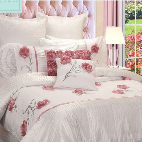 Amore Quilt Cover Set