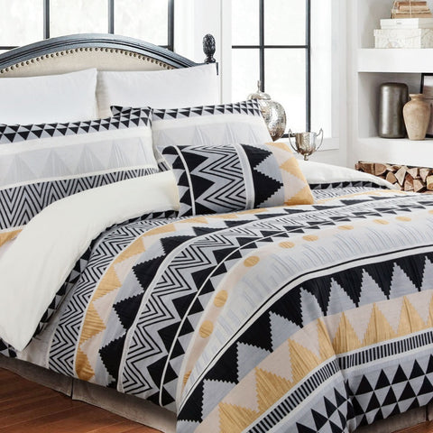 Aztec Quilt Cover Set