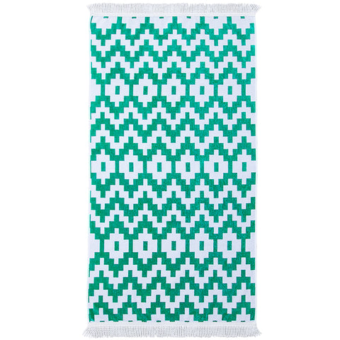 Oceanic Egyptian Cotton Beach Towel