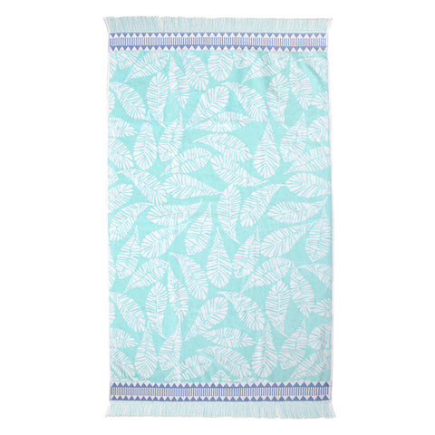 Mili Egyptian Cotton Beach Towel - Baines Manchester