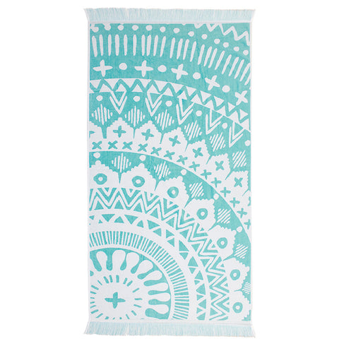Leilani Egyptian Cotton Beach Towel