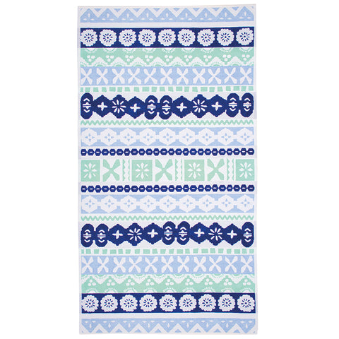 Tapa Egyptian Cotton Beach Towel
