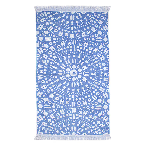 Turi Egyptian Cotton Beach Towel - Baines Manchester