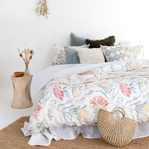 Myaree Quilt Cover Set - Baines Manchester