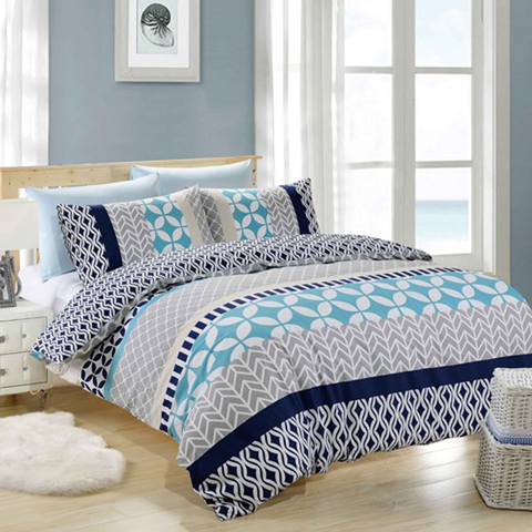 Bailey Quilt Cover Set