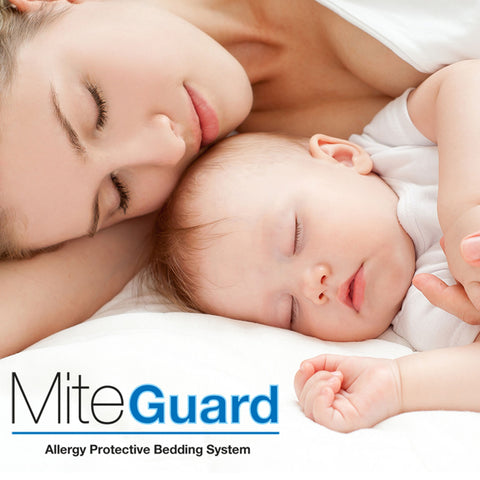 MiteGuard Pillow Protector - Baines Manchester