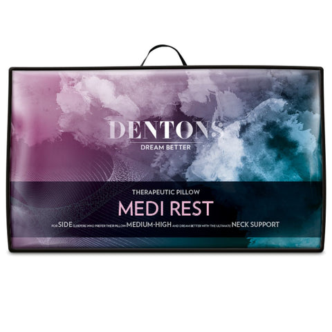 Dentons Medi Rest Therapeutic Pillow - Baines Manchester