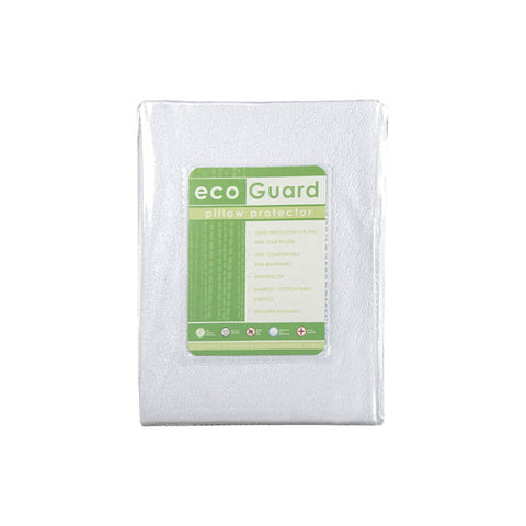 Eco Guard Waterproof Pillow Protector - Baines Manchester