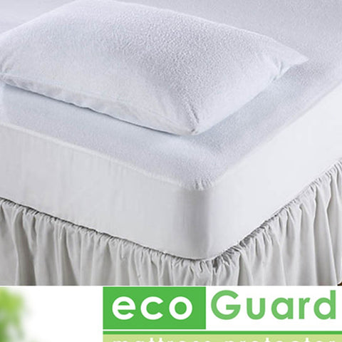 Eco Guard Mattress Protector Waterproof - Baines Manchester