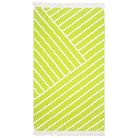 Caspian Egyptian Cotton Beach Towel