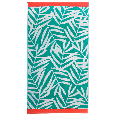 Tahiti Egyptian Cotton Beach Towel
