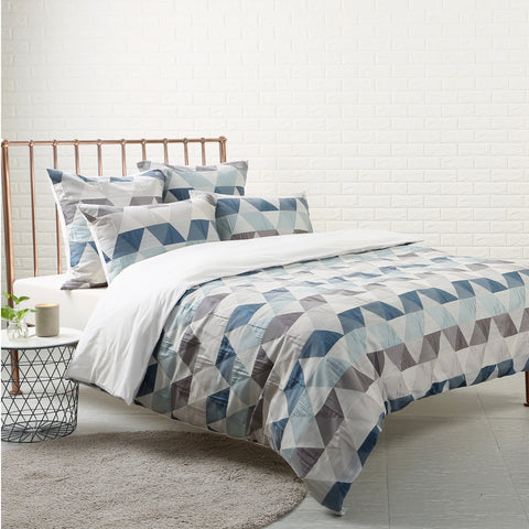 Glenmore Quilt Cover Set