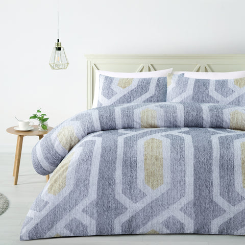 Gozo Quilt Cover Set - Baines Manchester