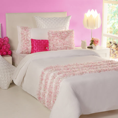 Isabelle Rose Quilt Cover Set Single Bed Only - Baines Manchester