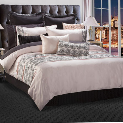 Madison Quilt Cover Set - Baines Manchester