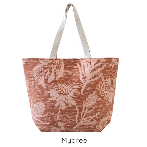 Beach Tote Bags Patterned - 4 Designs - Baines Manchester