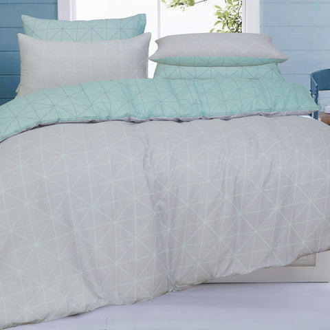 Palms Quilt Cover Set - Baines Manchester