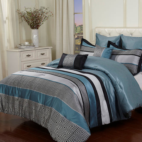 Pony 7 Piece Comforter Set