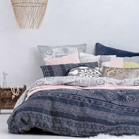 Prelude Quilt Cover Set - Baines Manchester