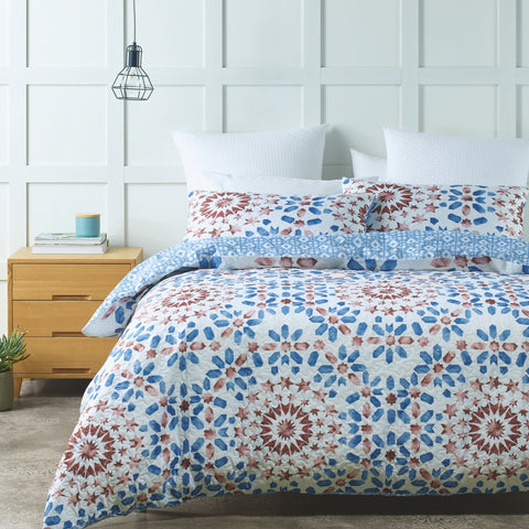 Riverton Quilt Cover Set
