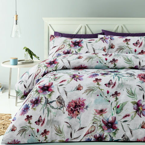 Sophia Quilt Cover Set - Baines Manchester