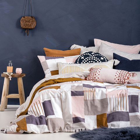 Soho Quilt Cover Set - Baines Manchester