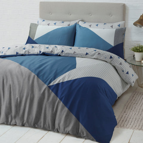 Spliced Quilt Cover Set