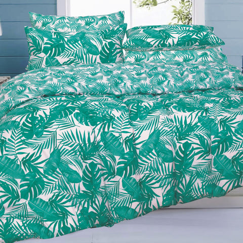 Tropic Stripe Quilt Cover Set - Baines Manchester