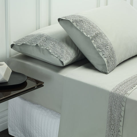 Valencia 750TC Egyptian Cotton Sheet Set - Super Queen Only