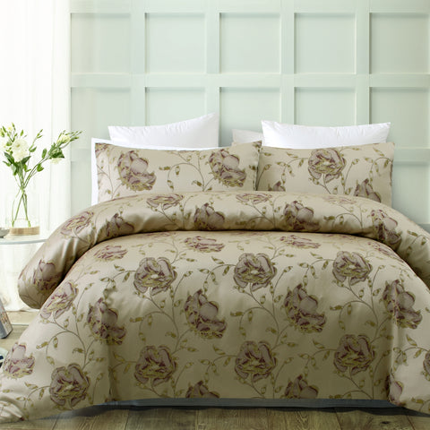 Regal Rose 6 Piece Comforter Set