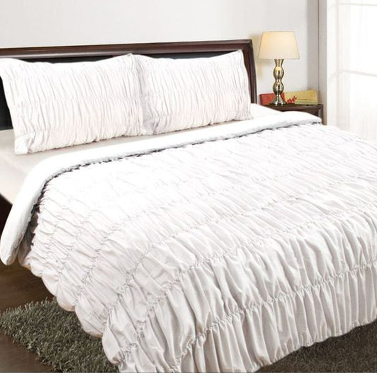 green bedding kitchen home dp twister com full set white duvet cover ruched mini piece comforter ref amazon queen